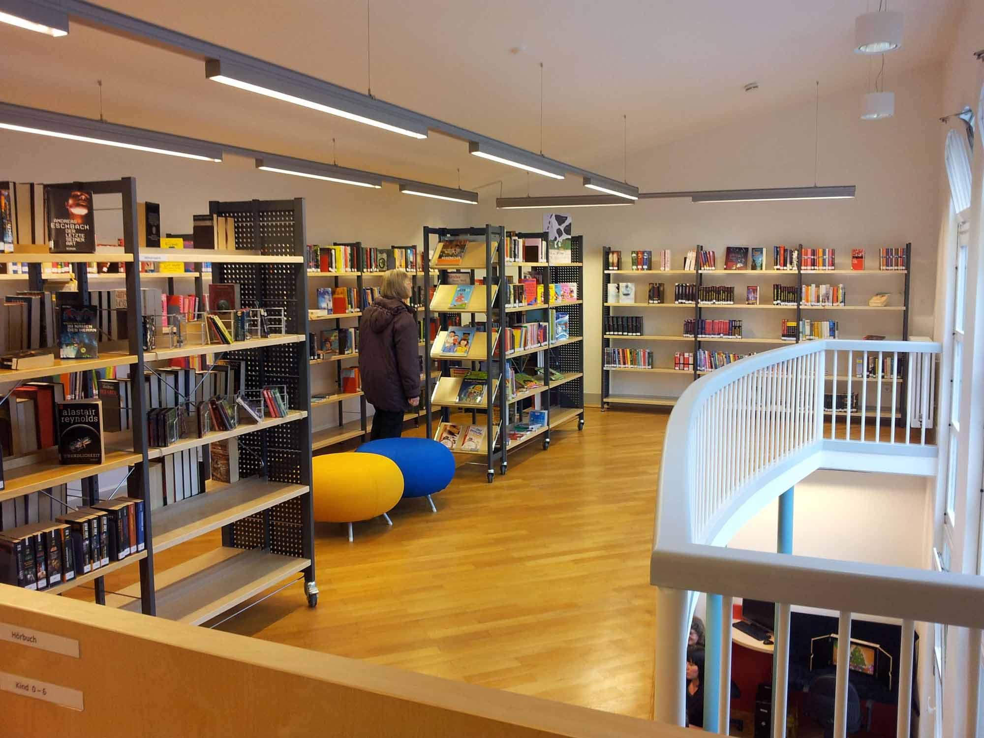 Stadtbücherei-Melsungen