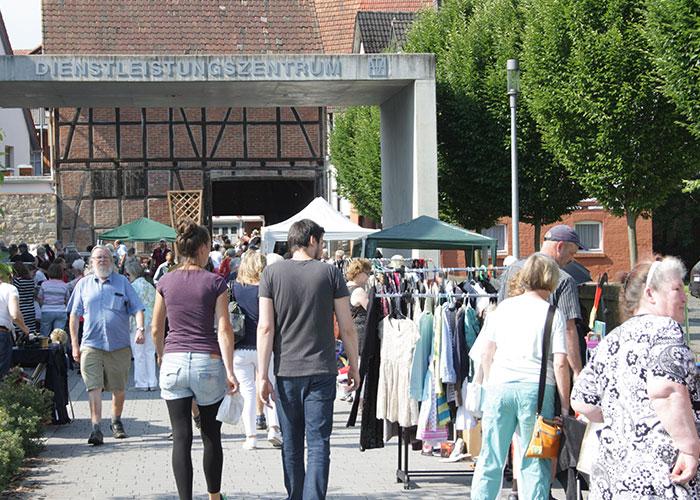 melsunger flohmarkt