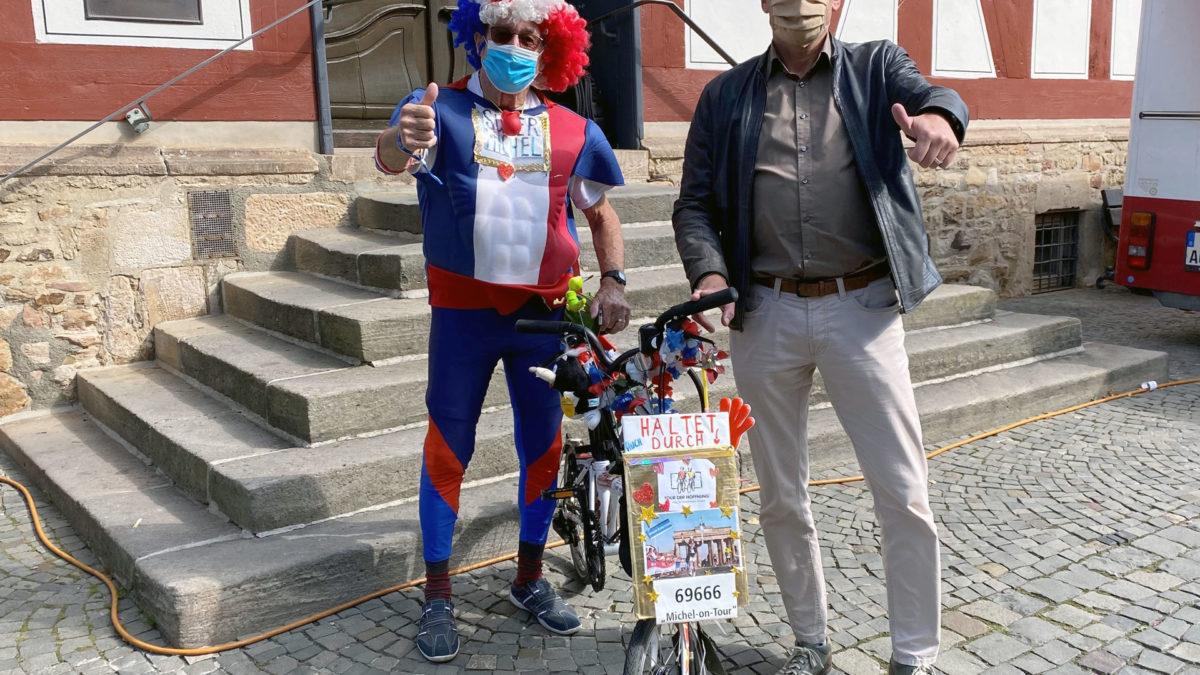 tour-der-hoffnung krebskranke Kinder Markus Boucsein