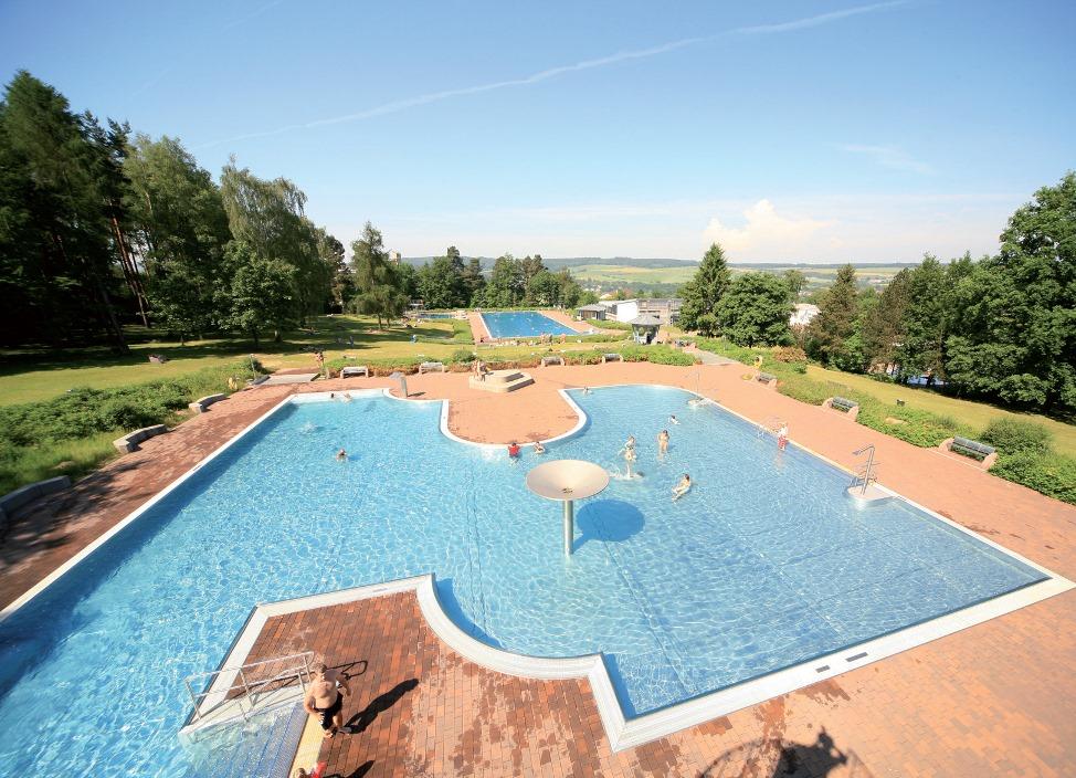 Schwimmbad Melsungen